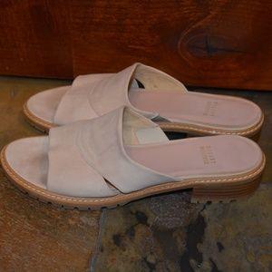 STUART WEITZMAN Slip On Walking Shoes Sandals